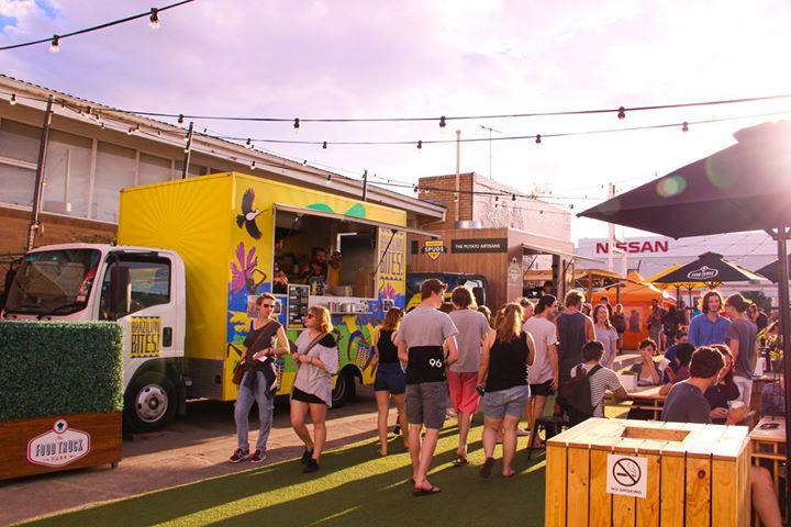 Food Festival Melbourne January