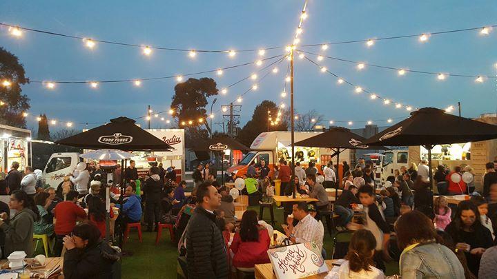 Food Truck Festival St Kilda