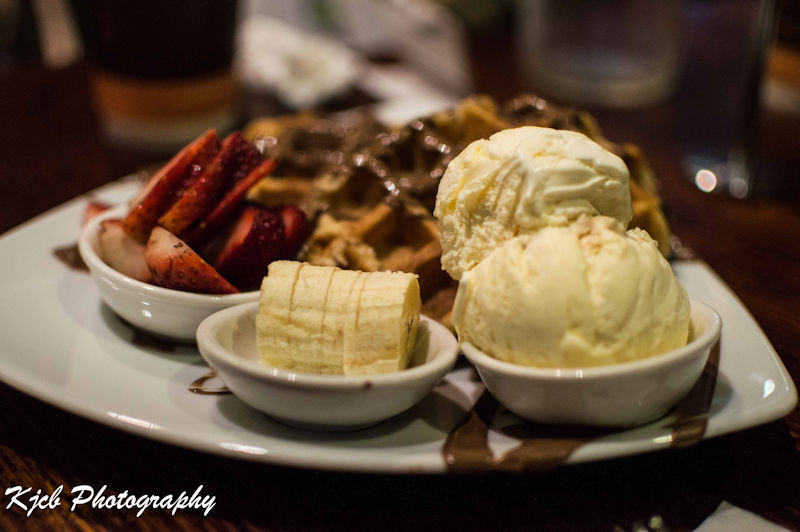 Indulge Yourself With Max Brenner's Chocolate Fondue