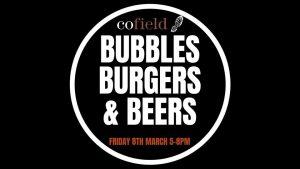Bubbles, Burgers & Beers - Taste of Rutherglen
