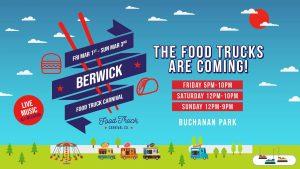 Berwick Food Truck Carnival