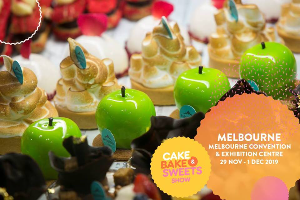 Cake Bake & Sweets Show Melbourne