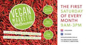 Vegan Market of Melbourne